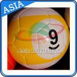 Aufblasbarer Fuss-Billiard-Kugel-Spielesnooker-Fußball-interaktiver Sport