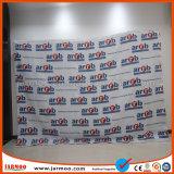 260GSM Vertoning van de Stof van de Reclame van de polyester de Aantrekkelijke Pop omhooggaande