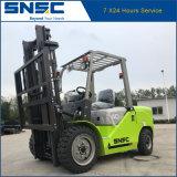 Precio diesel de la carretilla elevadora de la calidad 4ton de China Snsc