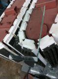 Máquina pulidora del control 9 del borde de cristal Semi-Auto de las ruedas