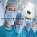 Устранимый хирургический медицинский Nonwoven лицевой щиток гермошлема