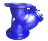 """Wcb 12"""" 150фнт фланцевый корпус Wcb вертикальной корзиночном фильтре Y введите фильтр для воды"""