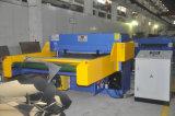 Hg-B100T completo automático hidráulico rodillo de alimentación del rodillo de corte de la máquina