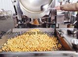 Linha de enchimento da produção alimentar do petisco do núcleo automático