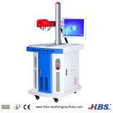 20W máquina de marcação a laser de fibra para desktop de metal e plástico Design de mesa