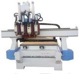آليّة ذاتيّ أداة تغيّر خشبيّة أثاث لازم آلة [كنك] مسحاج تخديد لأنّ نجارة باب