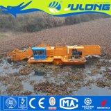 engine動力を与えられたフルオートマチック湖かWeedの水生収穫機