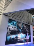 42 43 55 60 65 pouces grand écran LCD de l'écran d'épissage pour le centre de commande (Notre usine ont pris part à l'International Consumer Electonics exposition)