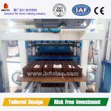 Hohle Ziegeleimaschine des Betonstein-Qft9 mit dem konkurrenzfähigen Preis hergestellt in China