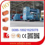 Grande extrudeuse de vide de brique d'argile de pression d'extrusion