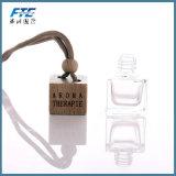 Form-freie Luft-Glasduftstoff-Flaschen mit hölzernen Schutzkappen