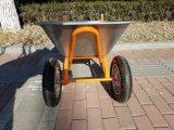 Duas Wheelbarrow forte da indústria para a Europa