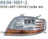 Chevrolet Aveo/Kalos 2005년 수리용 부품시장 보충을%s 헤드라이트 또는 헤드 램프 96540152/96540151
