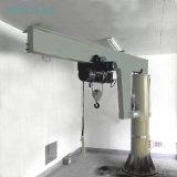 振動ジブクレーンヘラクレスからの望遠鏡のジブクレーン