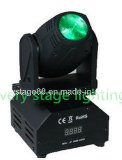 10W CREE RGBW DEL Mini Beam Moving Head Light