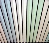 Plafond van het Comité van de Strook van het Aluminium van het Plafond van het metaal het V-vormige