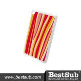 Geval van de Tablet van de Sublimatie van de Aankomst van Bestsub het Nieuwe Witte Plastic voor iPad Mini 4 (IMD09W)