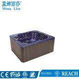 6-7 de plaza de la persona de acrílico de la bañera de hidromasaje al aire libre (M-3340)