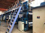 La máxima calidad de alta velocidad de 5 capas de la línea de producción de papel corrugado