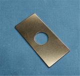 Metal liso feito sob encomenda da superfície de Stampings e de folha da elevada precisão