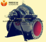 Pompe centrifuge à aspiration multiple multi-étages horizontale horizontale