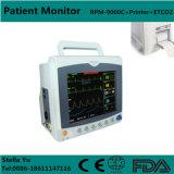 monitor 8-Inch paciente (ECG, SpO2, NIBP, hora, Printer+ETCO2) - Stella