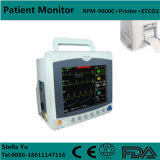 8-Inch video paziente (ECG, SpO2, NIBP, ora, Printer+ETCO2) - Stella