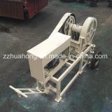 Small mobile Stone Jaw Crusher with Diesel engine