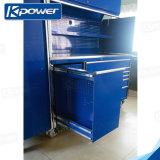 Taller de 76 pulgadas Carro Caja de herramientas de almacenamiento de la herramienta armario garaje
