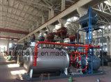 Caldeira de óleo térmico de tipo integral