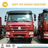 HOWO 371HP 12 바퀴 덤프 트럭 Sinotruk 팁 주는 사람 트럭