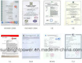 12V100AH Gel accu met CE RoHS UL-certificaat