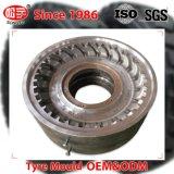 ローダーのタイヤのためのカスタマイズされた二つの部分から成った12.00-20鋼鉄放射状のタイヤのタイヤ型