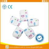 Tecido de superfície seco do bebê do protetor do escape da absorção na venda por atacado