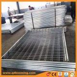 Rete fissa provvisoria d'acciaio calda della rete metallica di vendita