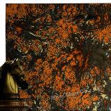 [5مّ-6مّ] [فروستد] غرفة حمّام أثر قديم مرآة مرآة كبيرة زجاج زخرفيّة