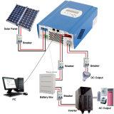 20A、25A、30A、40A、50A及び60A、12V/24V/48VのMPPTの太陽コントローラ
