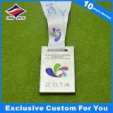 Più nuova medaglia del metallo di sport da vendere la fabbricazione della medaglia del medaglione del premio