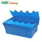 تخزين بلاستيكيّة يربط غطاء وعاء صندوق