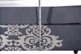 Pcv袋で圧縮される耐火性の最高のホテルのポケットスプリング入りマットレス
