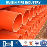 Подземные воды в городах коллектора системы трубопровода HDPE трубы