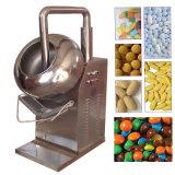 작은 씨 초콜렛 견과는 설탕 코팅 기계를 메모장에 기입한다