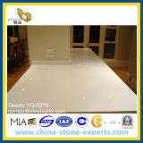 Pedra de quartzo engarrafada para piso / parede / cozinha