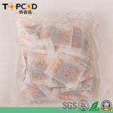 Lehm-Trockenmittel des Montmorillonit-5g mit Aiwa Papierverpackung