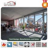 15X20mの販売のための新しく贅沢なテントの立方体の二重デッカーの玄関ひさし