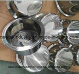 三クランプベース抽出器のスプラッターの大皿