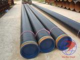 external Steel Tube di 3PP 3PE con DIN30678/DIN30670