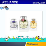 De Machine van het Flessenvullen en het Afdekken van het Parfum van de geur