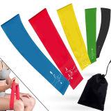 Venda caliente de la resistencia de Crossfit de la venta, venda colorida de la resistencia de bucle del látex