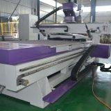 La gravure sur bois Multi-Heads CNC Router/machine à sculpter CNC
